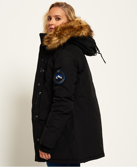 Superdry Manteau Ashley Everest tFwn23Is4