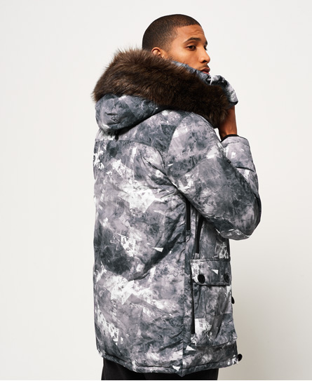 Superdry 1st AD Down Glacier Parka Jacket