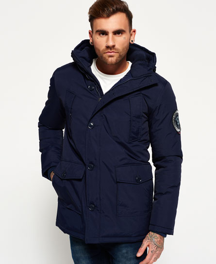 Superdry Everest Parka Jacket - Men's Jackets
