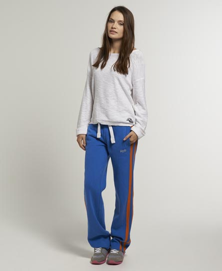 Superdry Classic Hockey Jogger Blue