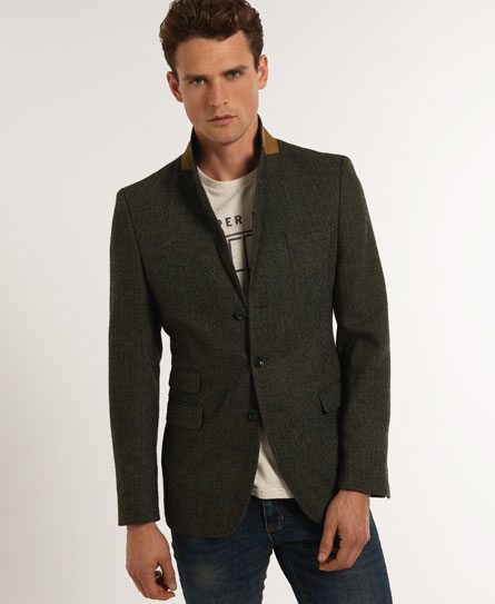 Superdry Town Jacket Green