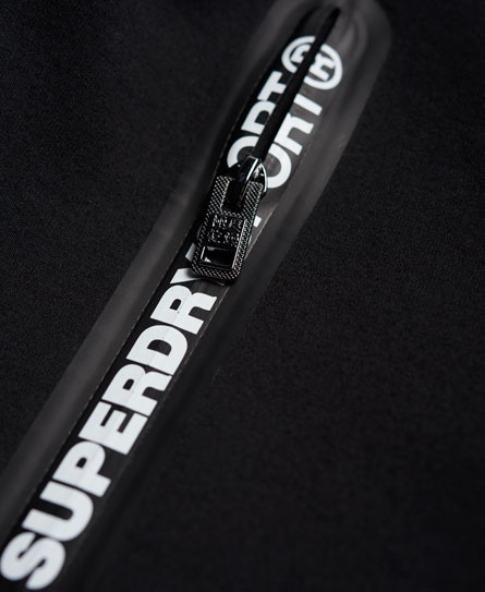 Superdry Gym Tech Cowl hættetrøje