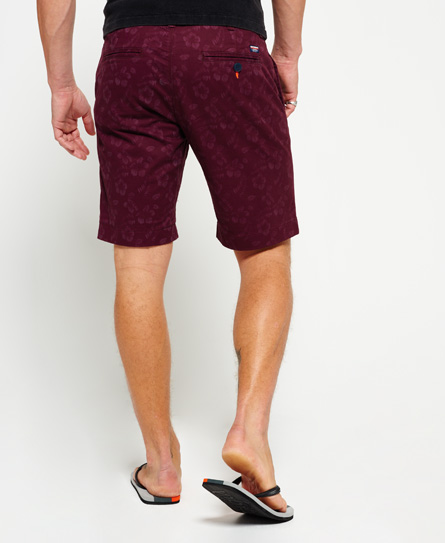 Superdry Pantalones cortos International Globe Trotter