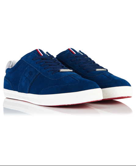 Superdry Classic Court Vintage Trainers