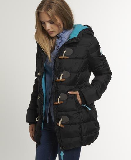 Superdry Toggle Puffle Jacket Women S Jackets Amp Coats