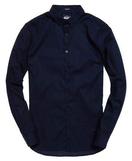 Getailleerd slim-fit overhemd