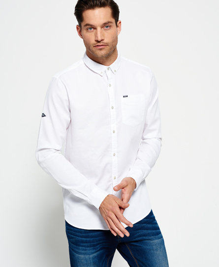 Superdry Superdry Ultimate Bedford button down-skjorte