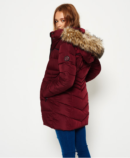 Glacier parka jacket