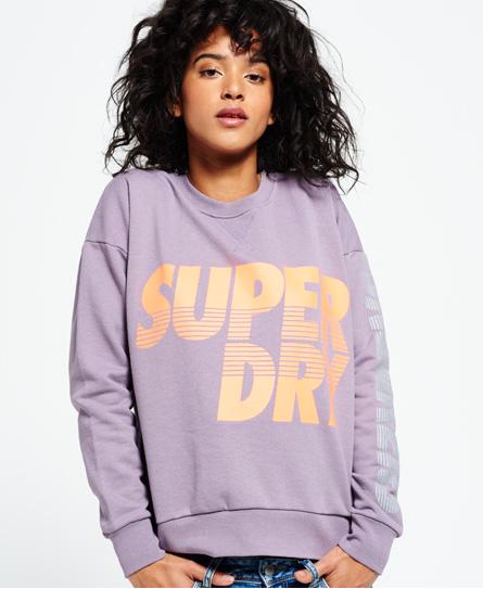 Superdry Superdry Freshness trøje med rund hals