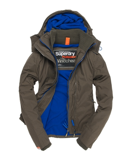 Superdry Arctic Windcheater Blue