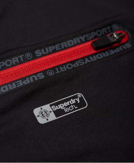 Superdry Athletic Henley Top