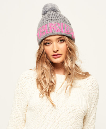 Superdry Waffle Beanie