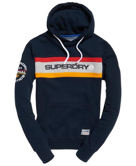 Superdry - Sudadera con capucha y franja en el pecho Trophy - 2