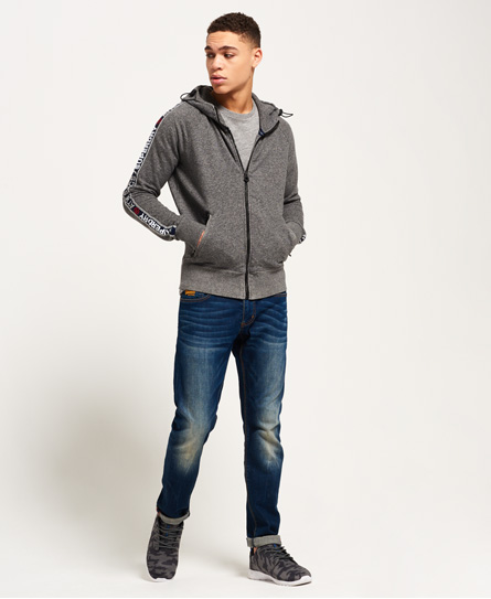 Stadium Zip Hoodie by Superdry