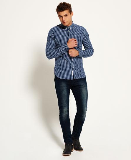 Superdry London button down-skjorte