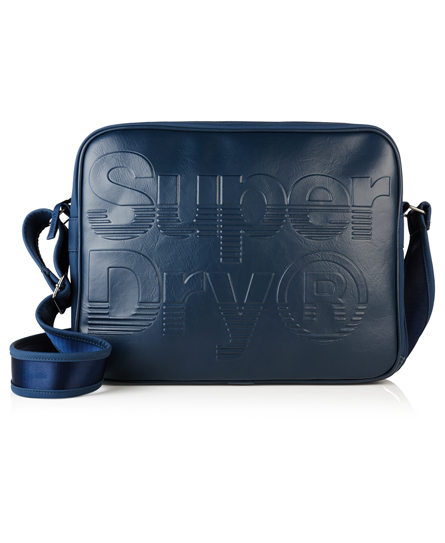 Superdry Lineman Messenger Bag