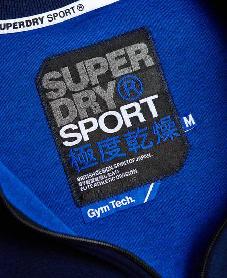 Superdry Gym Tech Bomber Jacket