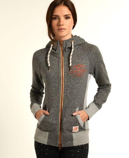 superdry payson kapuzenjacke damen hoodies. Black Bedroom Furniture Sets. Home Design Ideas