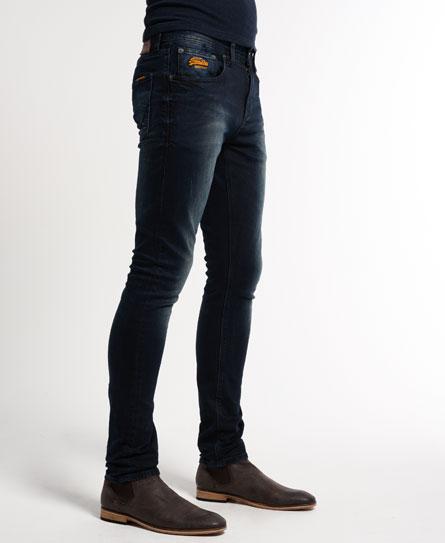 superdry super skinny jeans killar jeans. Black Bedroom Furniture Sets. Home Design Ideas