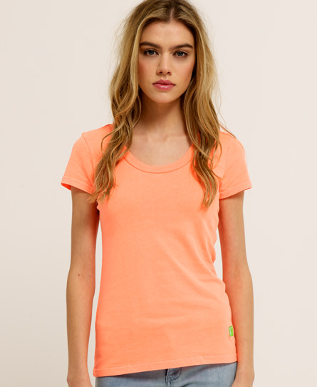 Superdry Twin pack T-shirts Orange