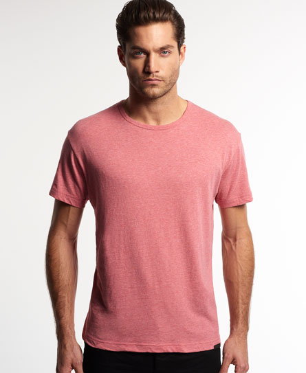 Superdry Refined T-shirt - Mens Idris T-Shirts