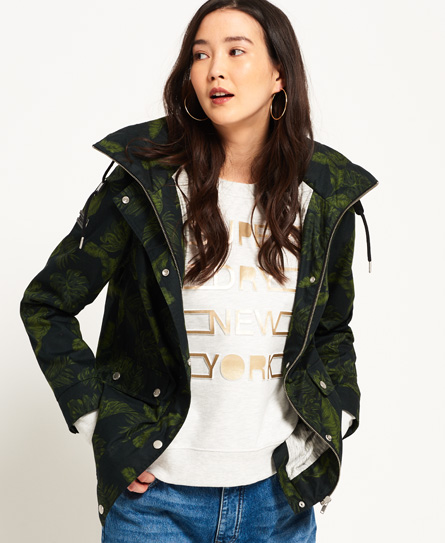 Superdry Parka Cassie Harbour