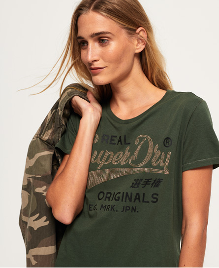 Superdry Slim Line T-Shirt Dress