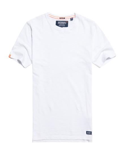 optic Superdry Originals Longline T-shirt
