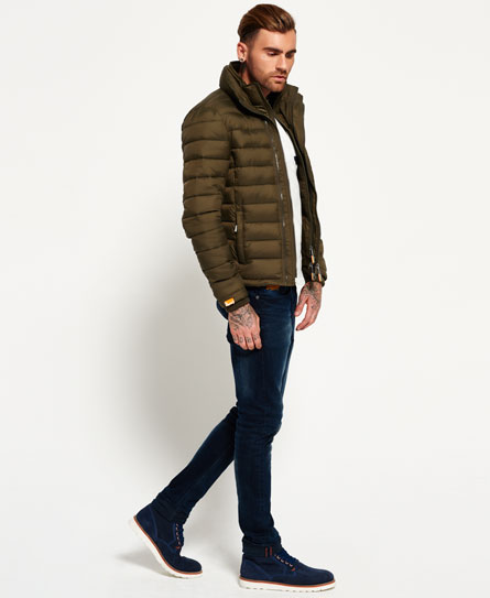 Superdry Fuji Triple Zip Through Jacket