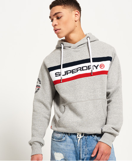Superdry Superdry Trophy Chest Band hættetrøje