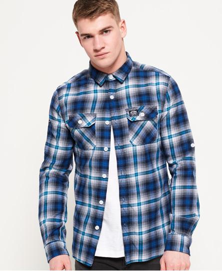 Superdry Superdry Lumberjack Lite skjorte