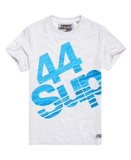 mezcla hielo Superdry Camiseta Sup