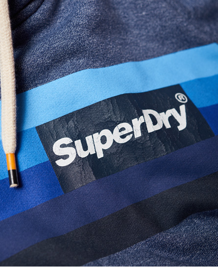Superdry Super 77 Surf Raglan Hoodie