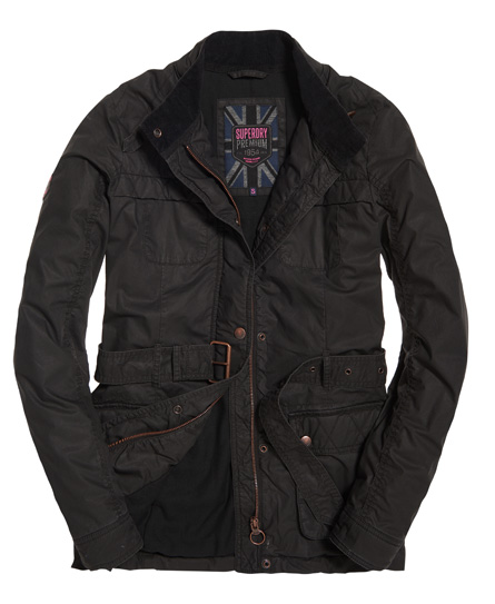 Superdry Trial 4 Pocket Jacket