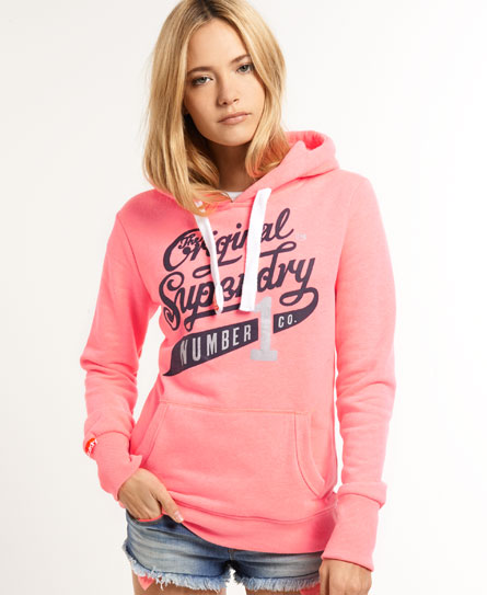 superdry number 1 co hoodie women 39 s hoodies. Black Bedroom Furniture Sets. Home Design Ideas