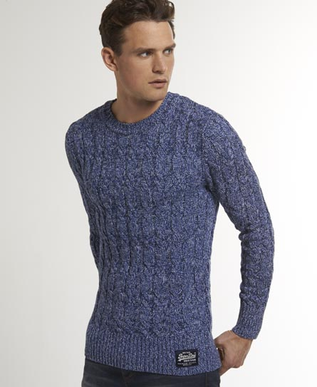 Superdry Summer Jacob Knit - Men's Sweaters