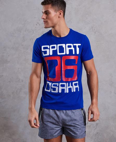 Superdry T-shirt chiné Bionic Sneakernews Prix Pas Cher Vente Pas Cher Le Plus Grand Fournisseur Vente Pré Commande BilBw