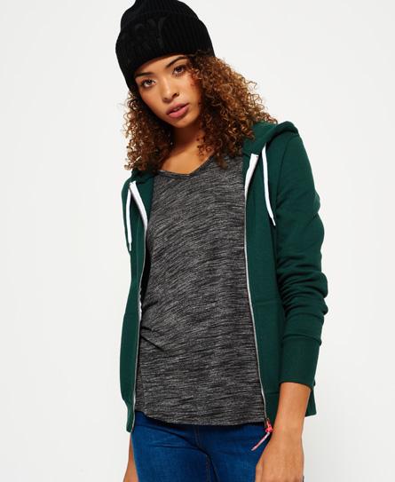 Superdry LA Athletic Zip hoodie