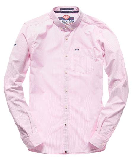 Superdry London Button Down Shirt - Men's Shirts