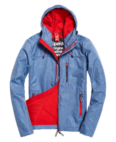 Hooded Windtrekker Jacket