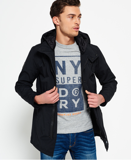 Superdry Superdry Surplus Goods Lite parka