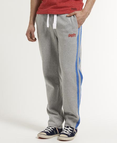 Superdry Classic Fives Joggers Grey