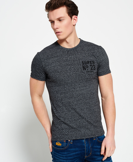 Heritage T-shirt met borstzak