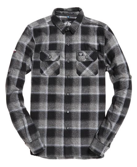 Refined Lumberjack hemd