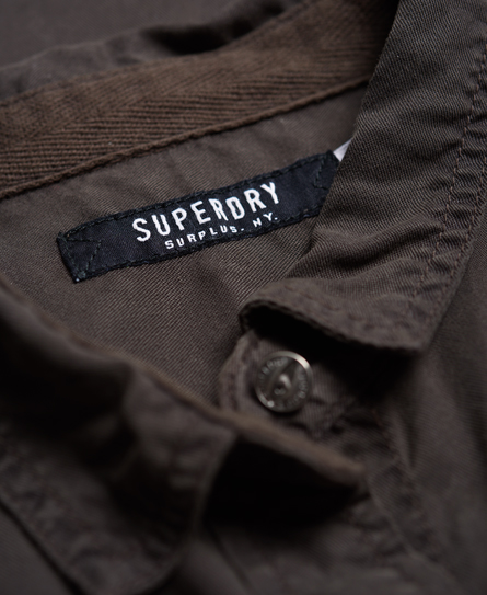 Superdry Military Hemd