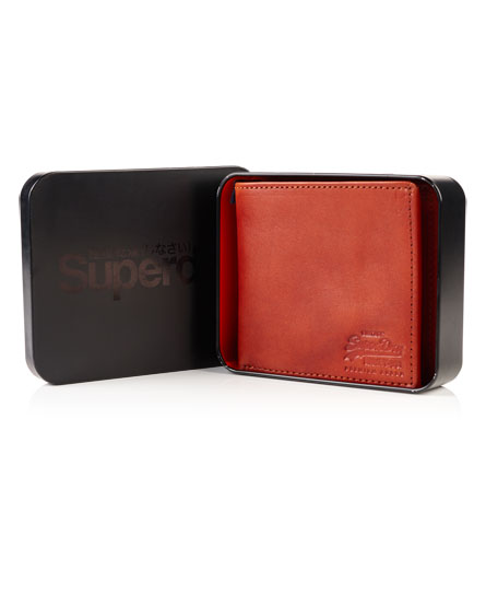 Wallet In A Tin