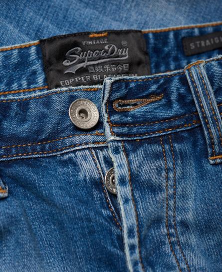 Superdry Gerade geschnittene Jeans