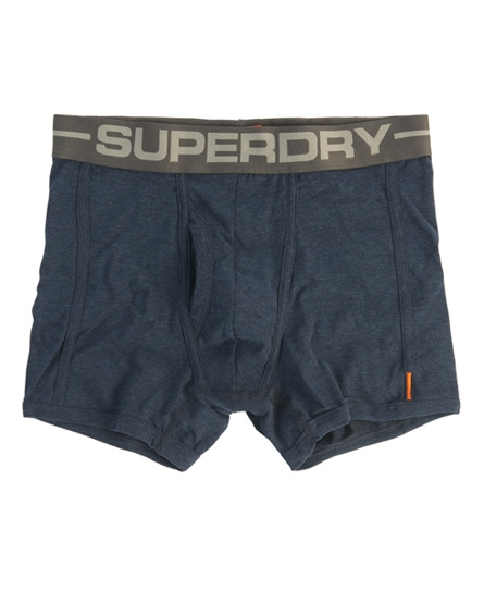 Superdry Sport Boxers Navy