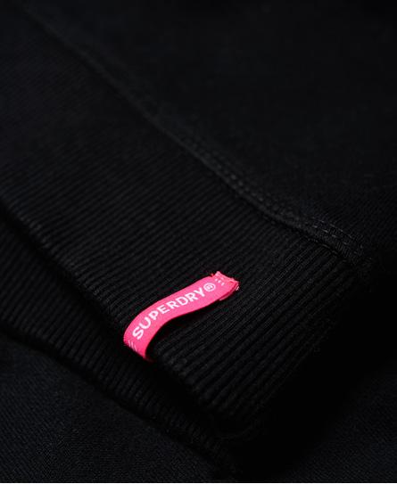 Superdry Embossed Sport Code trui met ronde hals