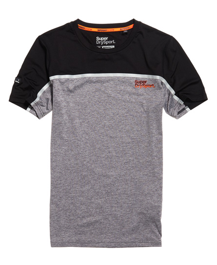Superdry Athletic Blocked T-Shirt